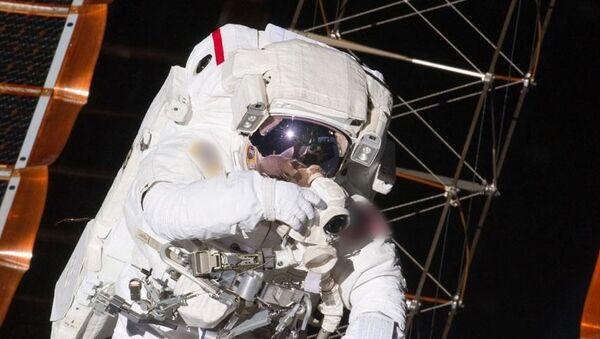 Astronot-uzay - Sputnik Türkiye