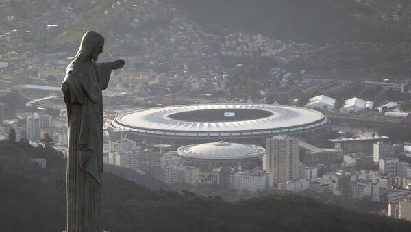 Copa America'ya Brezilya ev sahipliği yapacak - Sputnik Türkiye