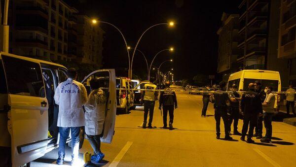 polise saldırı - Ankara - Sputnik Türkiye