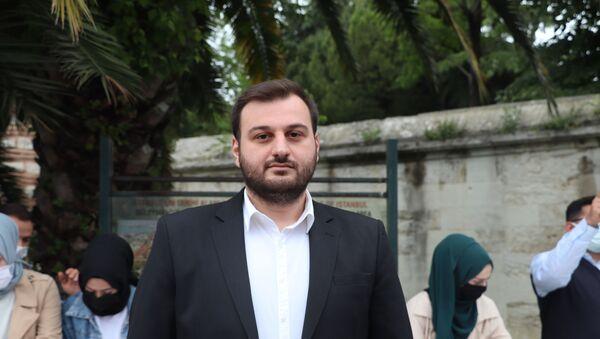 Osman Tomakin - Sputnik Türkiye