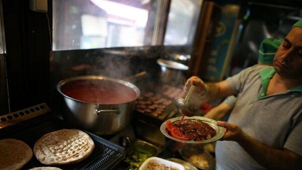 Lokanta – restoran – normalleşme – maske – yeme-içme - Sputnik Türkiye
