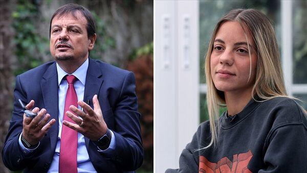 Ergin Ataman ve kızlarının Almanya'ya vize tepkisi: Bilerek yapıldığını ve ayıp olduğunu düşünüyorum - Sputnik Türkiye