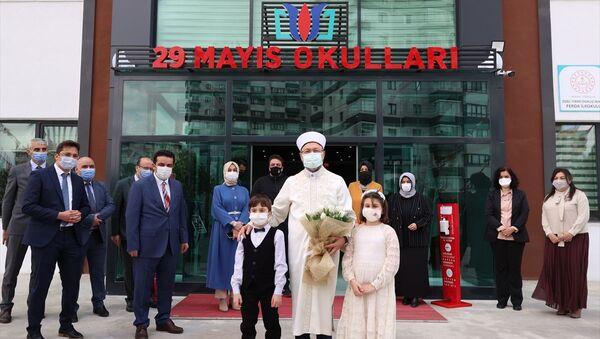 Diyanet İşleri Başkanı Prof. Dr. Ali Erbaş - Sputnik Türkiye