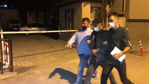 Tartıştığı arkadaşını bıçakladı - Sputnik Türkiye
