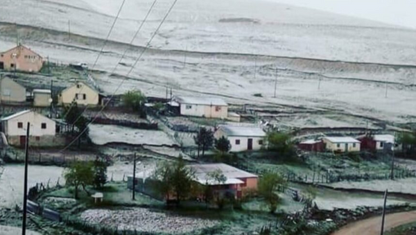 Haziran ayında Karadeniz'e kar yağdı - Sputnik Türkiye