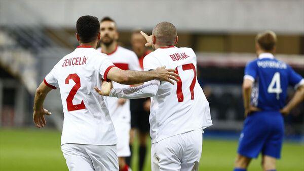 Türkiye - Moldova - hazırlık maçı - Sputnik Türkiye