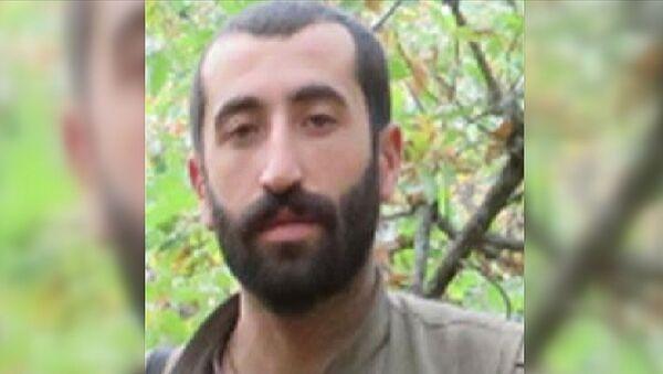 PKK'nin 'Garzan Eyaleti Tatvan-Hizan sorumlusu' Eriş Garzan kod adlı Hikmet Gezici - Sputnik Türkiye