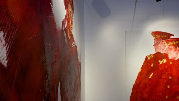 İstanbul'da normalleşme sonrası sanat fuarı: Çok sayıda Rus sanatçının eserleri de sergileniyor  - Sputnik Türkiye