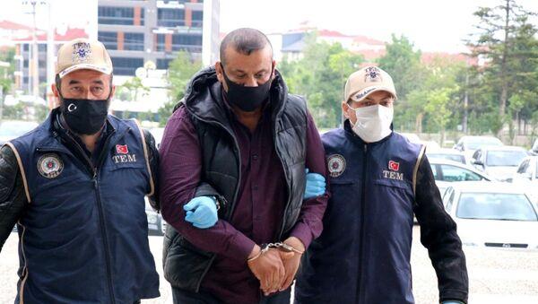 Interpol tarafından aranan IŞİD'li Arkan Taha Ahmad - Sputnik Türkiye