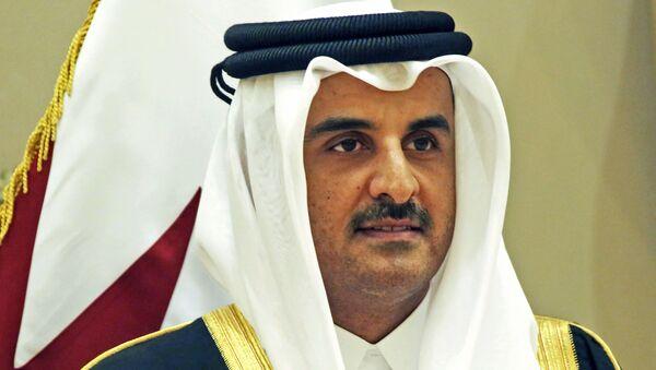 Katar Emiri Al Sani - Sputnik Türkiye