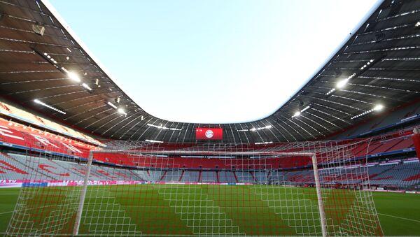 Allianz Arena - EURO 2020 - Sputnik Türkiye