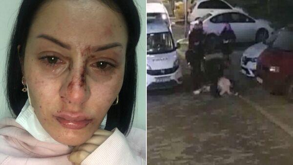 """İstanbul Emniyet Müdürlüğü'nden, Esenyurt'ta polisin kadına darp ettiği olaya ilişkin yapılan açıklamada, """"Olay ile ilgili olarak her iki taraf hakkında adli işlem yapılmıştır. Görevli personel hakkında adli kovuşturma devam etmektedir"""" denildi. - Sputnik Türkiye"""