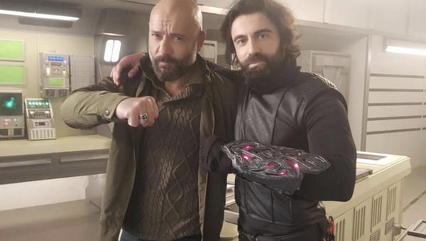 Çağrı Erceber - Sputnik Türkiye