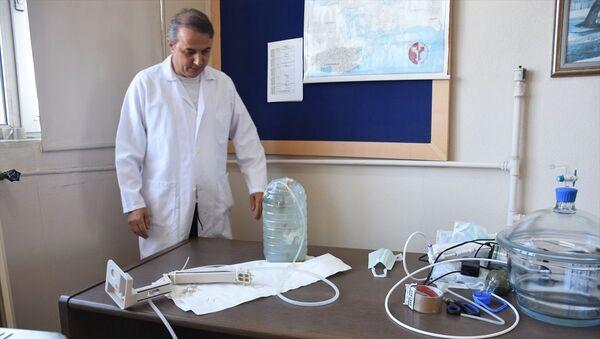 Marmara'daki müsilaj için yeni umut: Reaktif oksijen - Sputnik Türkiye