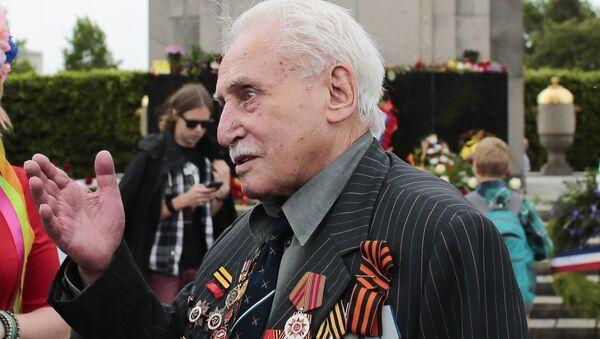 David Dushman - Sputnik Türkiye