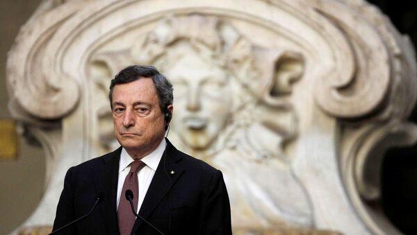 İtalya Başbakanı Mario Draghi - Sputnik Türkiye