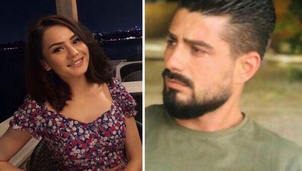 Fatma Mavi-katil zanlısı Ergin Aktürk - Sputnik Türkiye
