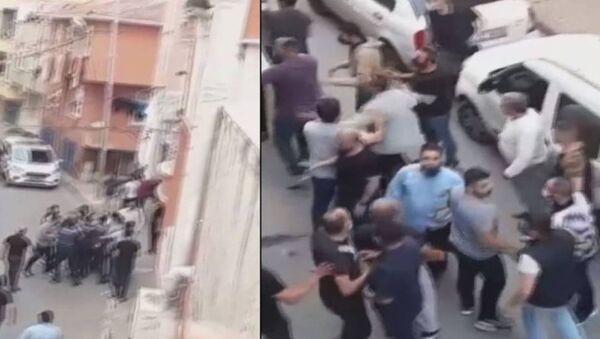 Bağcılar'da taciz iddiası - Sputnik Türkiye
