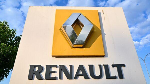 Renault - logo - Sputnik Türkiye