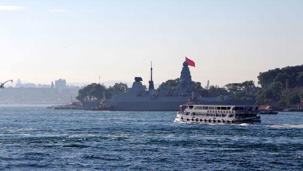 İngiliz Kraliyet Donanması - Sputnik Türkiye
