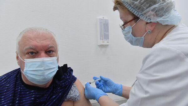 Rusya- Koronavirüs aşısı - Sputnik Türkiye