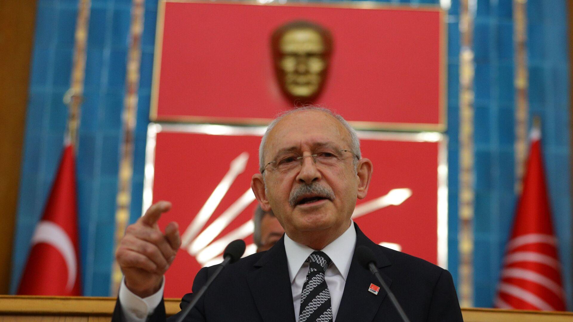 Kemal Kılıçdaroğlu - Sputnik Türkiye, 1920, 02.08.2021