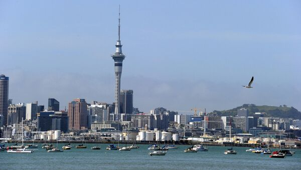 Auckland - Yeni Zeland - Sputnik Türkiye