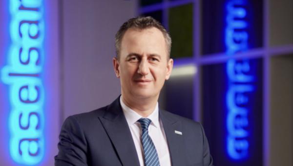 Aselsan Yönetim Kurulu Başkanı Haluk Görgün - Sputnik Türkiye
