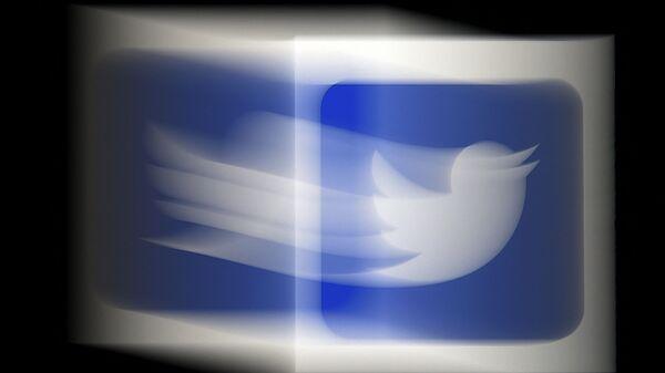 Twitter - logo - Sputnik Türkiye