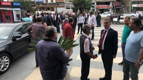 Yomra Belediye Başkanı Mustafa Bıyık - Sputnik Türkiye