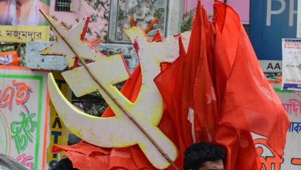 Hindistan- Komünizm - Sputnik Türkiye