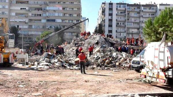 Emrah Apartmanı - Sputnik Türkiye