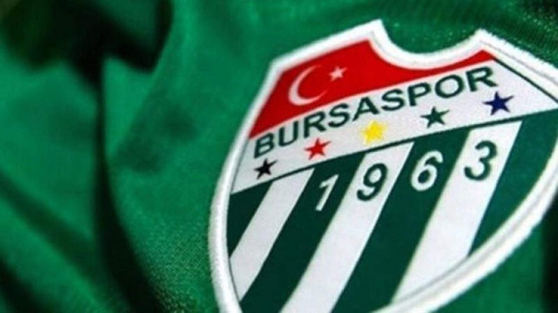 Bursaspor - Logo - Amblem - Sputnik Türkiye, 1920, 17.09.2021