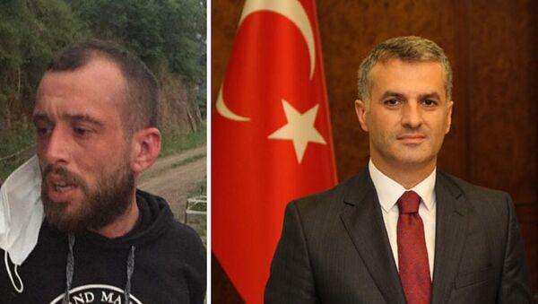 Trabzon'da, Yomra Belediye Başkanı İYİ Parti'li Mustafa Bıyık'a silahlı saldırı - Sputnik Türkiye