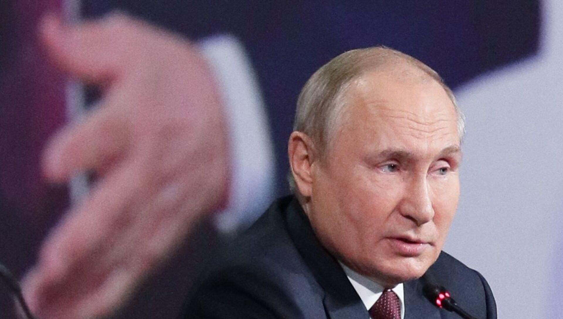 Rusya Devlet Başkanı Vladimir Putin - Sputnik Türkiye, 1920, 12.06.2021
