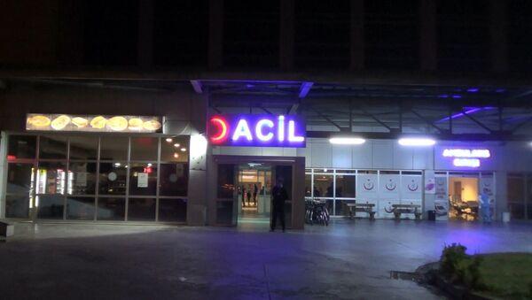 Hastane  acil - Sputnik Türkiye