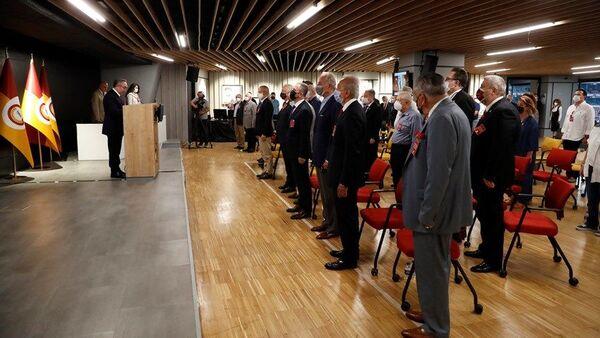 Galatasaray Mayıs Ayı Olağan Divan Kurulu Toplantısı  - Sputnik Türkiye