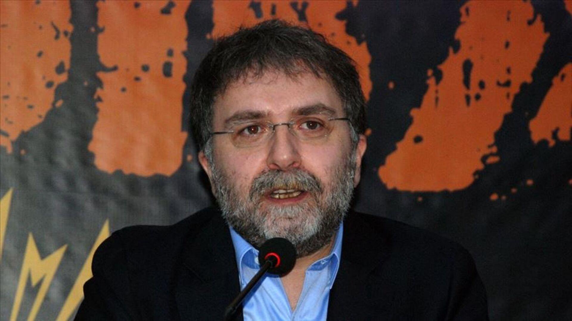 Ahmet Hakan - Sputnik Türkiye, 1920, 04.08.2021