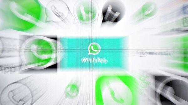 WhatsApp logo - Sputnik Türkiye