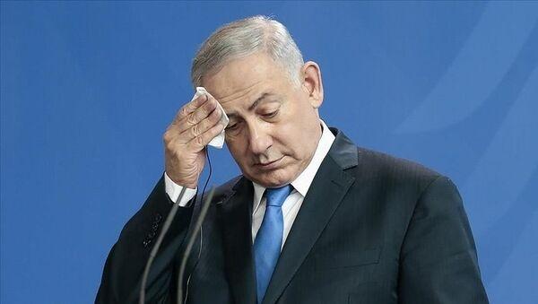 Netanyahu - Sputnik Türkiye