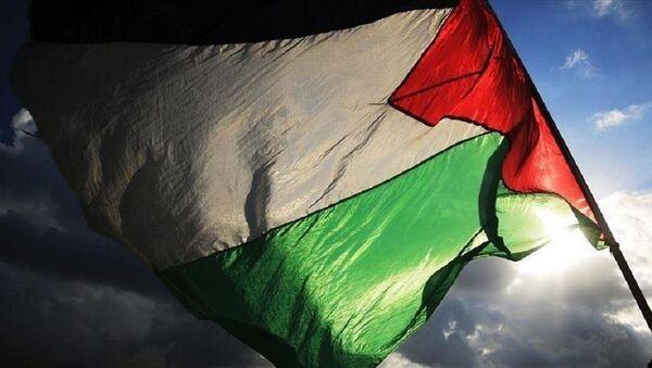 Filistin bayrak - Sputnik Türkiye