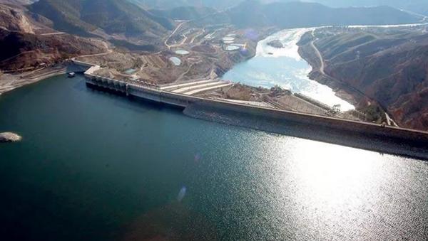 Keban Hidroelektrik Santrali (Keban HES)  - Sputnik Türkiye