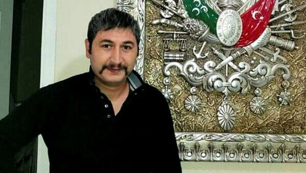 Emre Aşkın - Sputnik Türkiye