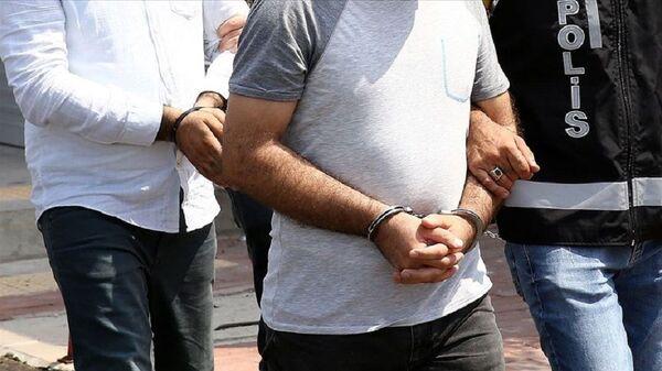 gözaltı,  tutuklama - Sputnik Türkiye