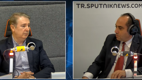 İbrahim Uslu ve Sinan Onuş - Sputnik Türkiye