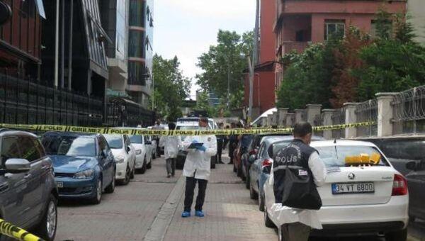 Ataşehir gasp cinayet - Sputnik Türkiye