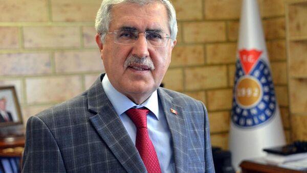 Kahramanmaraş Sütçü İmam Üniversitesi (KSÜ) Rektörü Prof. Dr. Niyazi Can - Sputnik Türkiye
