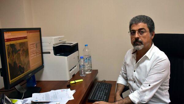 Prof. Dr. Hasan Sözbilir - Sputnik Türkiye