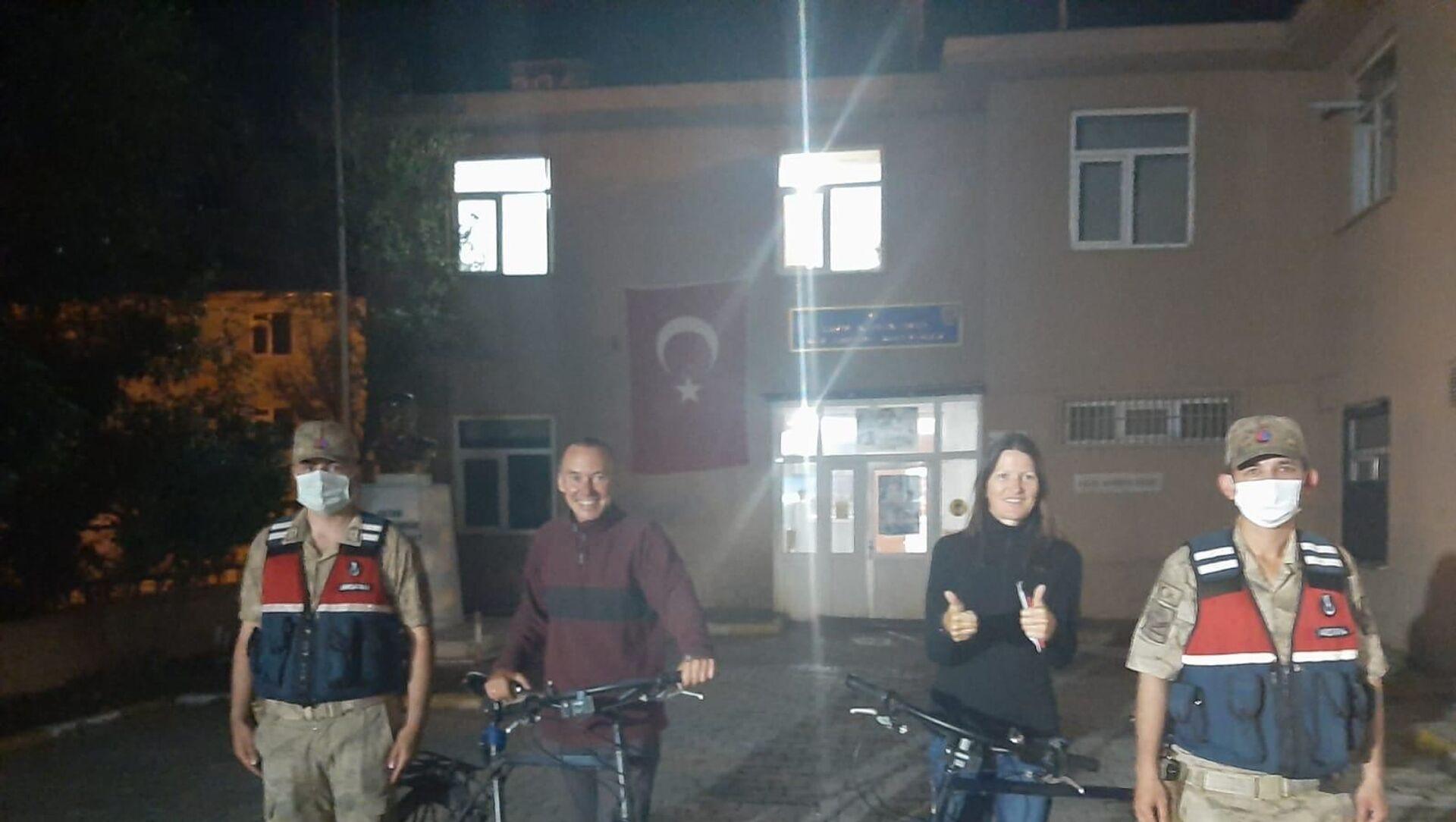Bisiklet hırsızlığı - Sputnik Türkiye, 1920, 17.06.2021