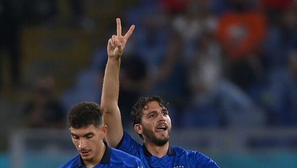 Manuel Locatelli - EURO 2020 A Grubu - İtalya - İsviçre - Sputnik Türkiye